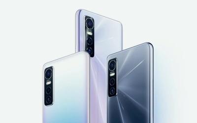vivo S7e超薄超清晰手机11·20开售 厚度仅有7.73mm