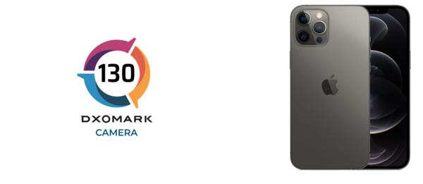 DXO發布iPhone 12 Pro Max拍照得分 總分130位列第四