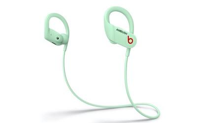 Beats与日本潮牌推新品 PowerBeats夜光版 闪烁夜之美