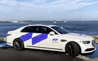 Motional获准在美国测试无人驾驶汽车 不配备安全员