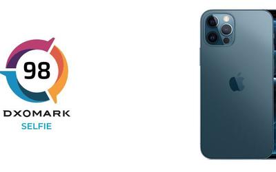 DxOMark公布iPhone 12 Pro自拍成绩:98分排名第七