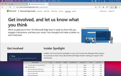 微软开发团队:将开发适用于ARM版Mac的Edge浏览器