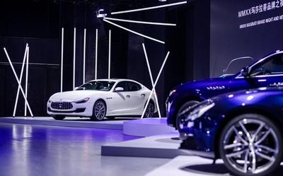 玛莎拉蒂全新家族上市 Levante FUTURA概念车亮相