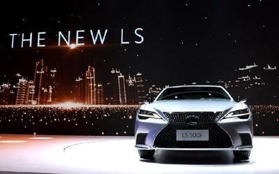 新雷克萨斯LS正式上市 旗舰级豪华轿车售87.8万元起