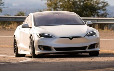 特斯拉Model S续航里程提升至409英里 再次刷新纪录