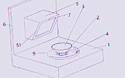 """格力电器申请""""灶具装置""""专利 能达到防溅防烫的效果"""