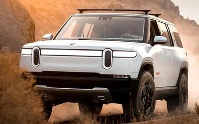 RIVIAN将于2022年在中国推紧凑型SUV 内部代号为R.S