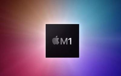 Apple M1芯片安兔兔跑分曝光 成绩首次突破一百万!