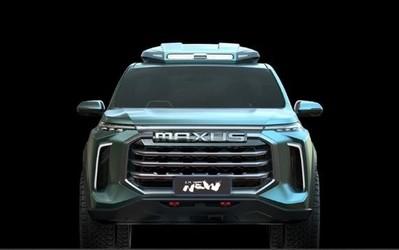 上汽大通MAXUS NEW概念皮卡亮相 最大功率130千瓦