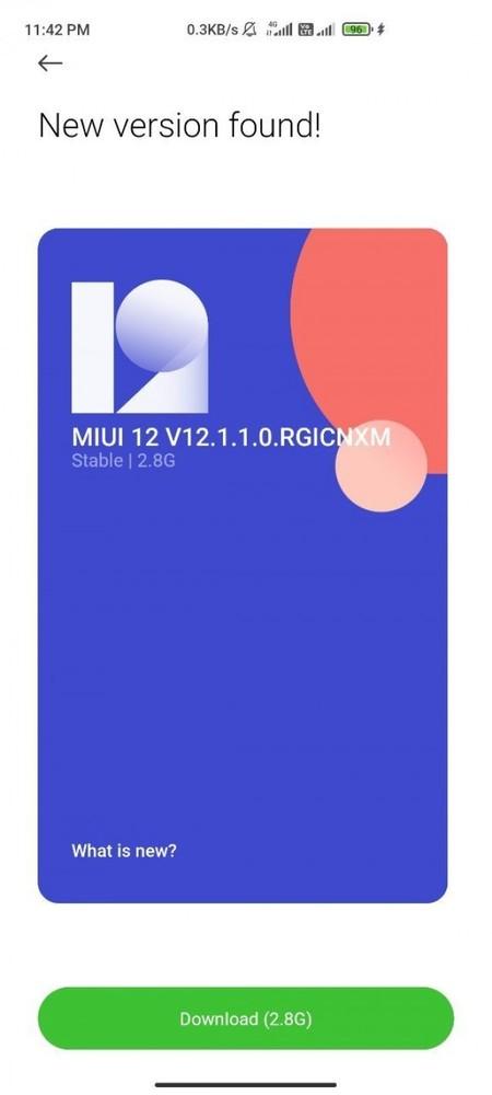 Redmi K30 5G迎来MIUI 12推送 全新动效和可视化设计