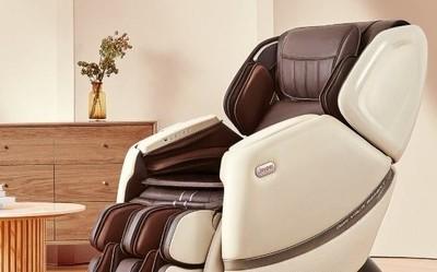 Joypal AI智享未来按摩椅众筹 可监测酸痛还能热疗!