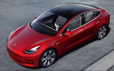 国产特斯拉Model 3已运抵欧洲港口 即将交付当地用户