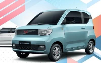 宏光MINI EV车型11月销量达到33094辆 还是第一吗?