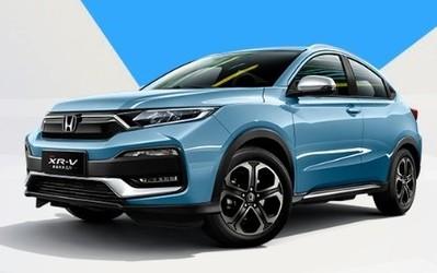 本田XR-V 2021款上市!精锐时尚SUV售12.79万元起