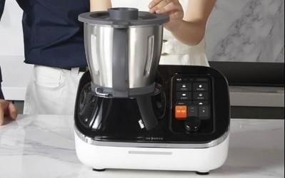小米有品上架多功能料理机器人 3999元众筹 1机21用