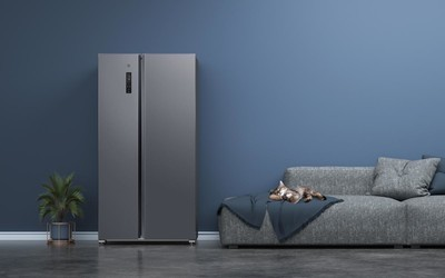 米家互联网对开门冰箱540L发布 小米人体传感器2众筹