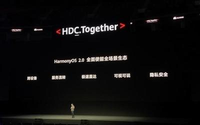 来了!HarmonyOS 2.0手机开发者Beta活动定档12.16