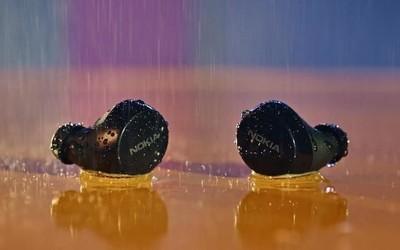 Nokia BH-405真无线耳机发布 IPX7防水35小时播放