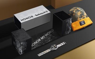 荣耀手表GS Pro与Timberland联名礼盒发售 12·12开拍