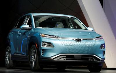 因制动缺陷 现代宣布在韩国召回5万余辆新能源汽车