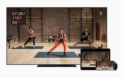 苹果喊你来运动!Fitness+健身服务将于12月14日上线