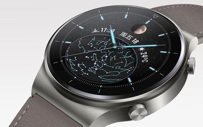 华为全新智能手表曝光 全新外观设计有望预置鸿蒙OS