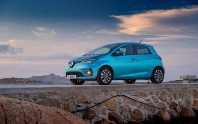 雷诺斩获欧洲电动车市场年度销冠 ZOE成最畅销电动车