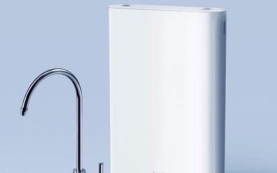 小浪超滤净水器小米有品开售 即滤直饮0废水0耗电