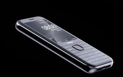 诺基亚连发两款4G功能机 Nokia 6300/8000经典轻便