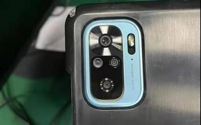 Redmi K40更多真机谍照曝光 后置摄像头模组长这样