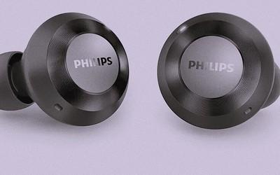 新款飞利浦入耳式真无线耳机发布 支持主动降噪模式