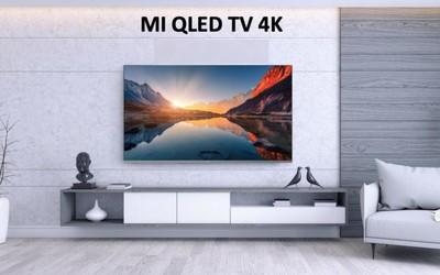 """小米在印度推出""""Mi QLED TV 4K""""旗舰电视 约售4892元"""