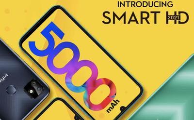 Infinix Smart HD 2021在印度发布 入门级手机约售533