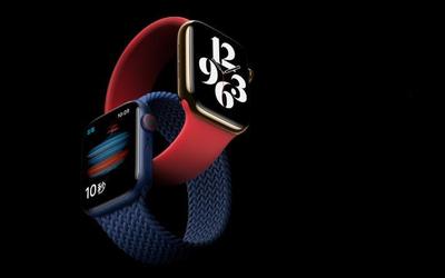 苹果新专利!Apple Watch要上Touch ID和屏下指纹?