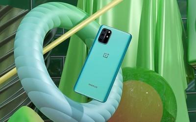 出厂自带好屏的高性能5G手机 一加8T能让你爱不释手