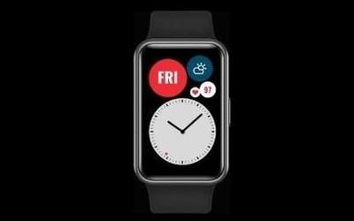 传华为Watch Fit即将亮相国内!或与nova8同时发布