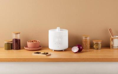 米家智能电压力锅 2.5L开启众筹:单身一人食的必备