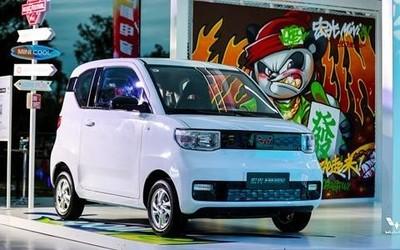 宏光MINI EV创小型纯电动乘用车新纪录 市占率达43%