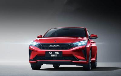 东风风神新车或定名奕炫MAX 新平台打造 明年上市