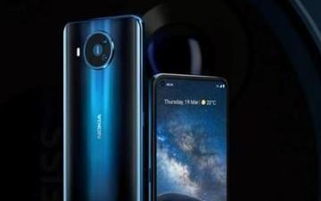诺基亚首款5G手机近期升级新系统 搭载蔡司光学四摄