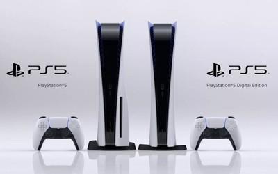 索尼PS5首月销量达340万台 2021年目标销量为1800万