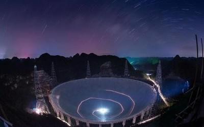 中国天眼4月将对全球科学界开放 8月起分配观测时间