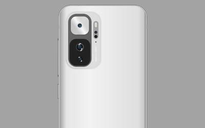 Redmi K40 Pro渲染图来啦!后置相机设计当下很流行