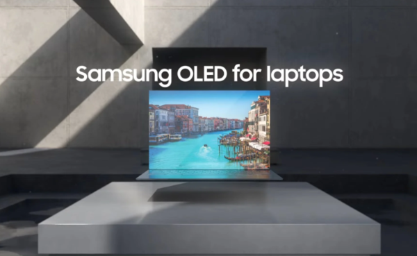 三星秀出电脑OLED屏幕新技术 可提供出色的图像质量