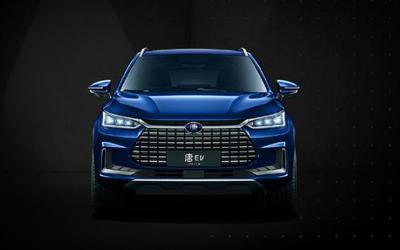 比亚迪唐再添悍将 加推四驱高性能版尊荣型 28.35万