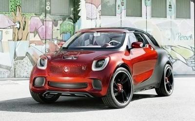 smart首款SUV将于2022年亮相 基于吉利SEA平台打造