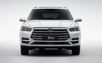 比亚迪宋Pro新增领航版车型 面向网约车 售12.99万元