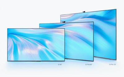 华为智慧屏S系列65吋、75吋新品开售 120Hz高刷大屏