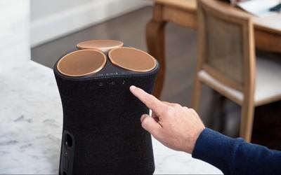 索尼新款360 Reality Audio扬声器发布 支持语音助手