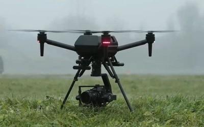 索尼在CES发布Airpeak无人机 正式进军无人机市场